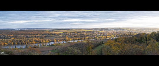 Vu de Gommecourt – panorama de 3 photos – 2020
